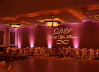 Weddings gobo