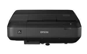 epson LS100 projector