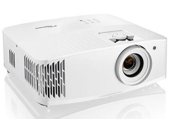 Optoma UHD50X projector for sports