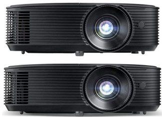 Optoma HD243X vs HD143X comparison