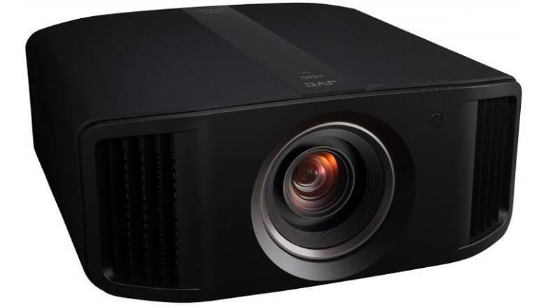 JVC DLA NX5 projector