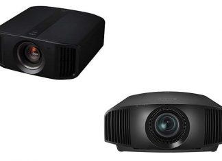 JVC DLA-NX5 vs Sony VPL-VW295ES comparison