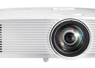 Optoma EH412ST Projector