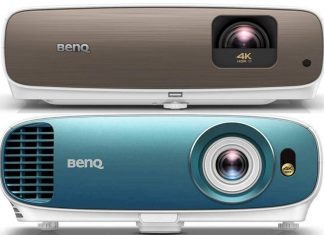 BenQ HT3550 vs TK800M comparison
