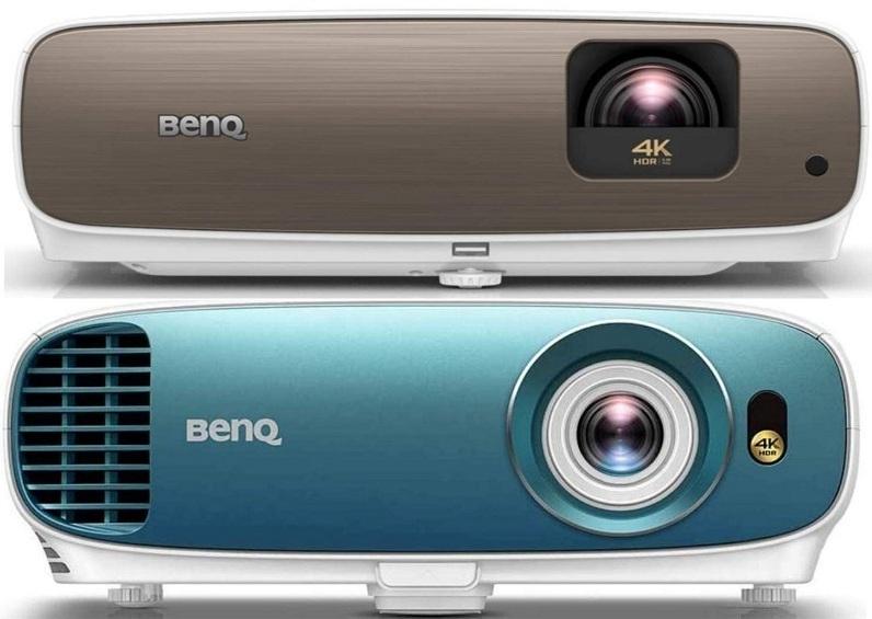 BenQ HT3550 vs TK800M comparison