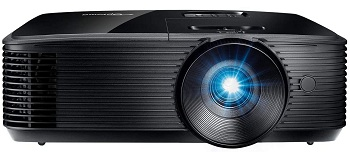 Optoma HD146X outdoor movie projector