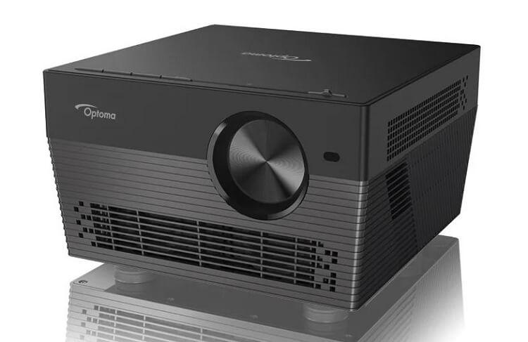 Optoma UHL55 projector