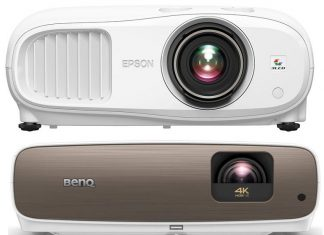 Epson 3800 vs BenQ HT3550 comparison