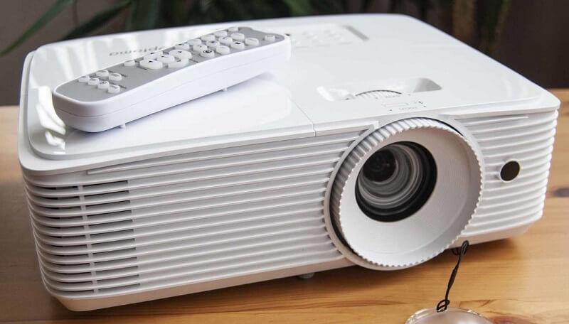 Optoma HD39hdr projector