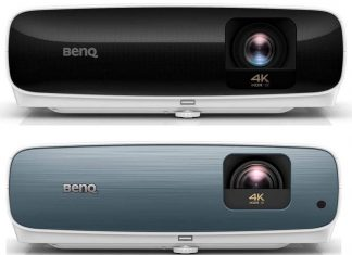 BenQ TK810 vs TK850 comparison