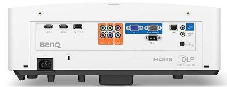 BenQ LH710 connectivity