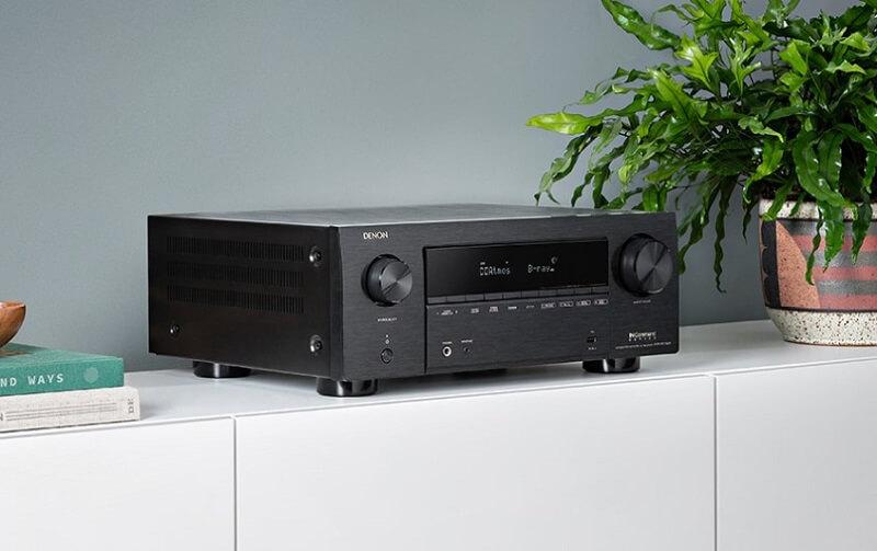 Denon AVR X3700H receiver